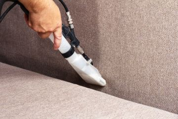 Raisin City Sofa Cleaning by Cleanup Man