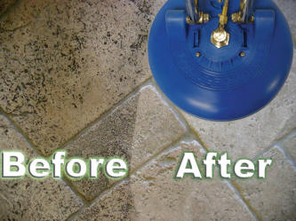 Tile & Grout Cleaning in Burrel CA