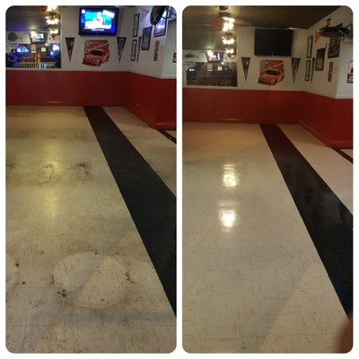 Floor cleaning in Kingsburg, CA
